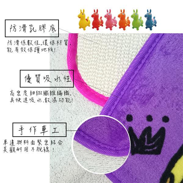 Hello Kitty防滑地墊【可愛/吸濕/防滑】#兩款 3