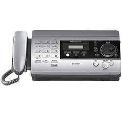 Panasonic  國際牌  感熱紙傳真機 免持聽筒 KX-FT516TW-S
