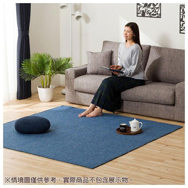 地毯 HERRINGBON MIX NV 185×185 NITORI宜得利家居 1