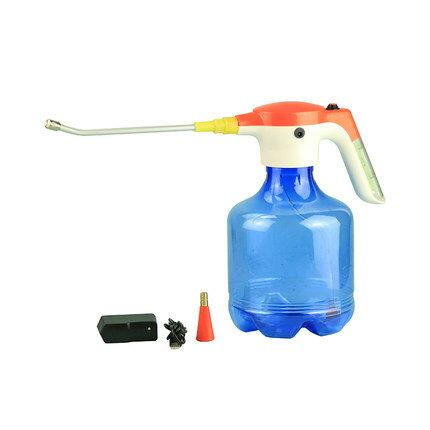 小型電動噴霧器家用電動澆花噴壺小型鋰電噴霧器充電高壓園藝噴水壺灑水壺大容量『DD1107』 1