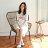 白色甜美短袖中長裙居家服- 純棉睡裙可外穿 M-XL【漫時光】(G073)  ▶99購物節 優惠碼:2009CP50 1