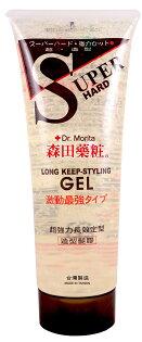 森田藥粧強力造型髮膠250ml