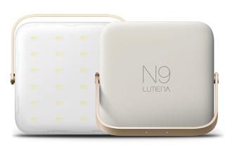 ├登山樂┤韓國N9 LUMENA 行動電源LED照明燈 冷白光 1300流明 # N900SW-W