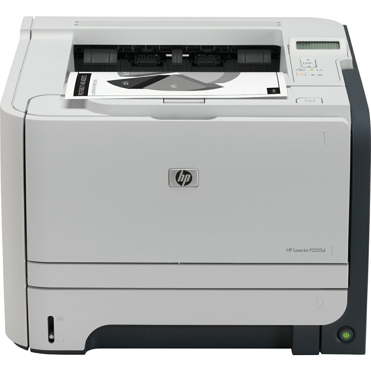 HP LaserJet P2055d Monochrome Laser Printer 0