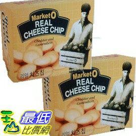 [COSCO代購 如果沒搶到鄭重道歉] W109367 Market O 起司洋芋片 62公克 X 4入/組 (2組)