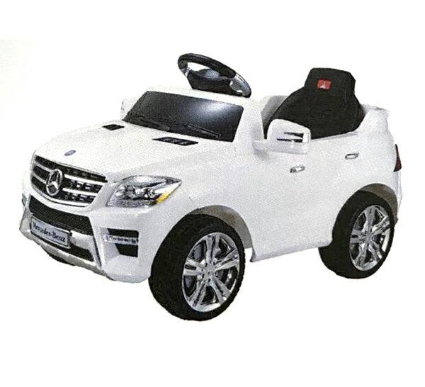 kikimmy 正版授權賓士兒童遙控電動車-白ML350W / 紅ML350R【德芳保健藥妝】 2