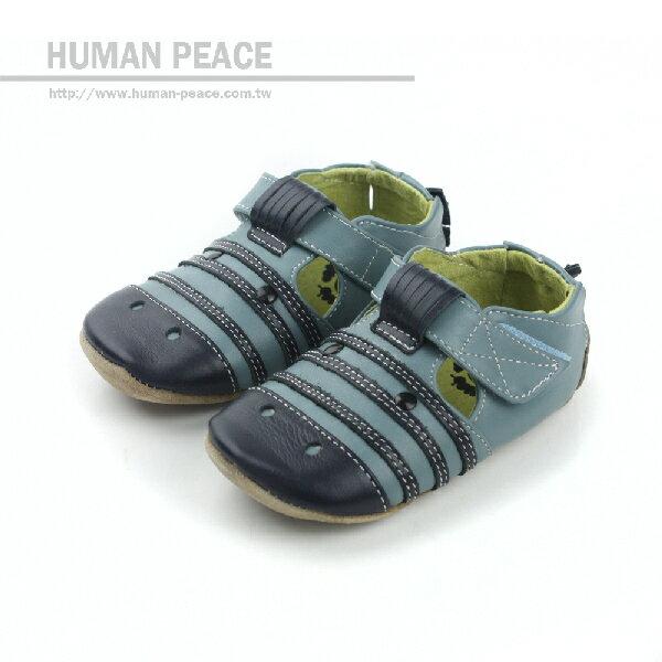 LIVIE  LUCA 休閒鞋 藍 小童 no002