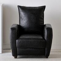 母親節禮物推薦LOURDES AX-HIL1633BK 日式按摩小沙發(黑色)