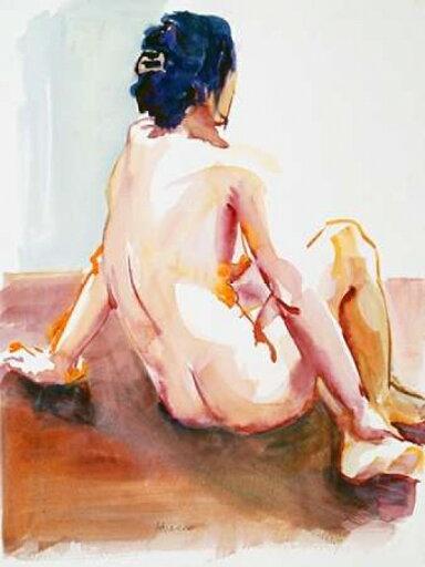 In attesa Poster Print by Alessandra Arecco (9 x 12) 3e7b6e3886a950b78a2be2903ccb340f