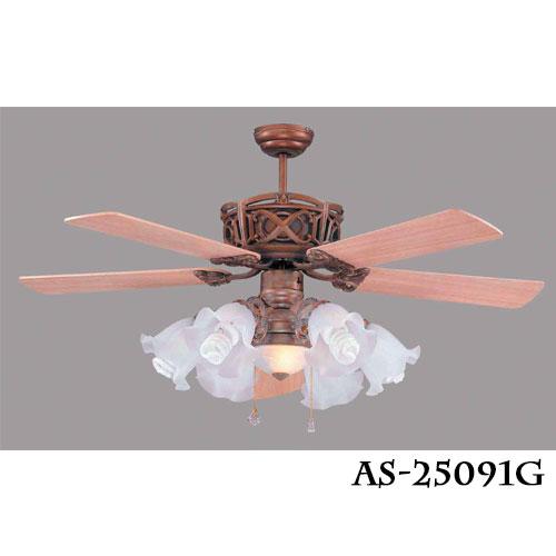 領航者 ASAIILER 傳統系列/56吋 吊扇燈 風扇燈 油桐木 光源另計 〖永光照明〗AS-25091+AS-25092