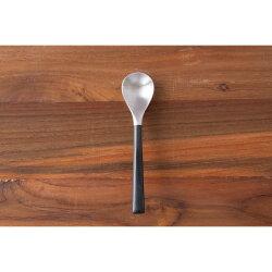 柳宗理/ 樺木黑柄不鏽鋼咖啡湯匙