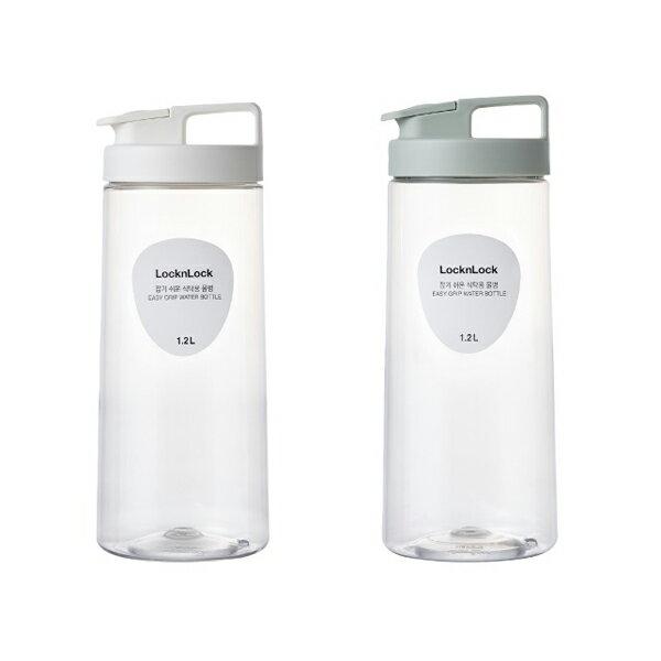 樂扣樂扣手提冷水壺桌上冷水瓶1.2L果汁壺HAP813-大廚師百貨