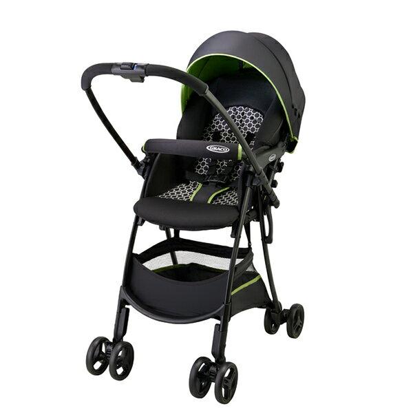 Graco-CitiGo超輕量雙向嬰幼兒手推車亮點綠