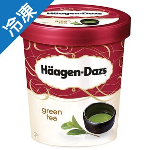 哈根達斯冰淇淋品脫抹茶473ml【愛買冷凍】