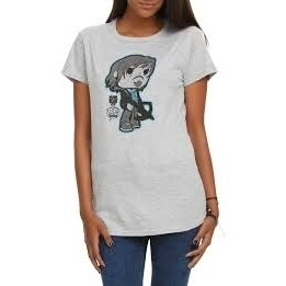 Funko Women's Pop Tees: The Walking Dead-Daryl with Crossbow thumbnail