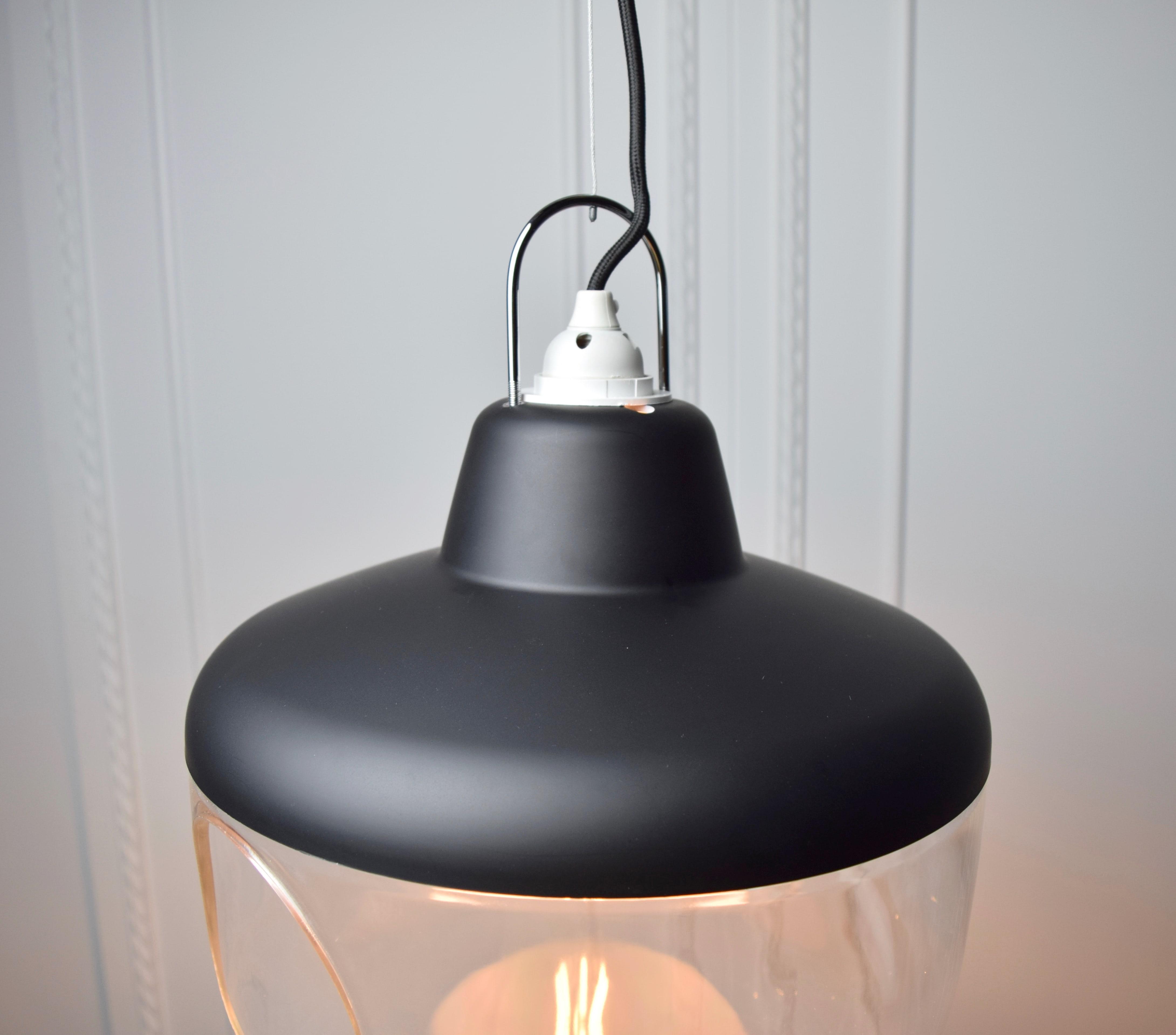 黑色珍寶吊燈-BNL00121 3