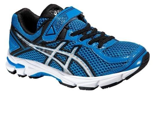 [陽光樂活] ASICS 亞瑟士 兒童慢跑鞋 運動鞋 GT-1000 4 GS C556N-3993 藍