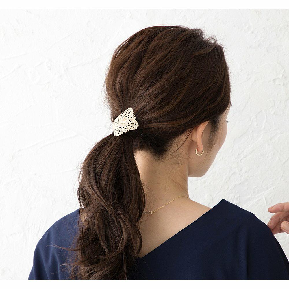 日本CREAM DOT  /  小奢華雕花髮叉 髮簪  /  a03655  /  日本必買 日本樂天直送(1090) 5