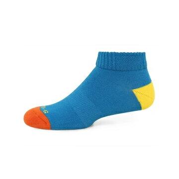 【玩襪WOW】PULOG活力色彩氣墊運動襪(潮男潮女必備款)