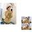 毛帽 粗線麻花捲邊針織毛帽【QI1502】 BOBI  10/13 2