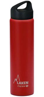 【鄉野情戶外專業】LAKEN  西班牙  Classic不鏽鋼保溫瓶 / 不鏽鋼保溫水壺 750ml  紅 TA7R
