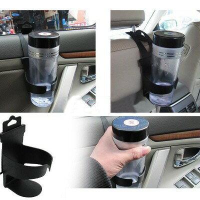 車用置杯架 水杯架 飲料架 車門 椅背 audi bmw vw ford mini toyota mazda A0114