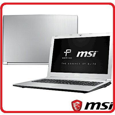 MSI 微星 PL62 7RC-220TW-SS7770H8G1T0DX10MH 15.6吋筆電 15.6FHD Anti-Glare 1920*1080/I7- 7700HQ 2.8G/8GD4/1..