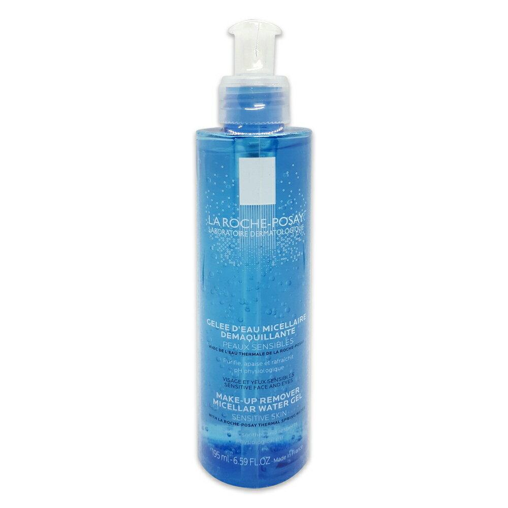 理膚寶水-舒緩保濕卸妝水凝膠195ml 2022/02《公司貨中文標可積點》PG美妝
