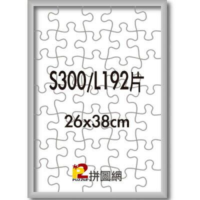 銀色 ~ S300  L192片鋁框