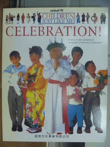 【書寶二手書T3/語言學習_PBW】Celebration