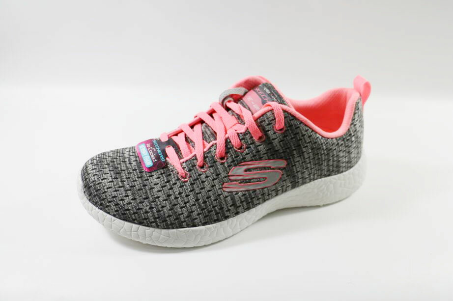 零碼SKECHERS女款 AIR-COOLED MEMORY FOAM-12740 GYCL [陽光樂活]
