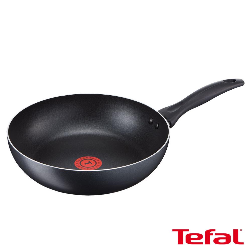 (APP領卷再折)Tefal法國特福 輕食光系列30CM不沾平底鍋 1