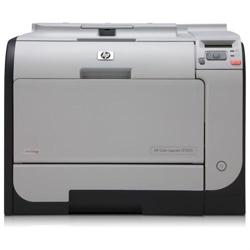HP LaserJet CP2025dn Color Laser Printer 0