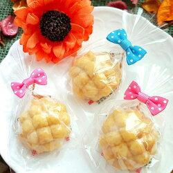 婚禮小物-波蘿麵包手工皂 (一入裝) 甜點皂/節日禮品【棠逸手作皂 】