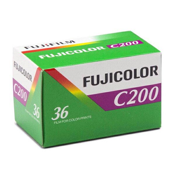 Fujifilm 富士 Fujicolor C200 彩色負片 135專用 底片 HOLGA LOMO