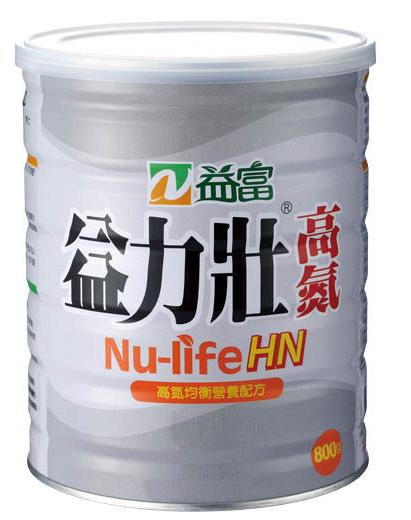熊賀康醫材 益富 益力壯高氮 800g