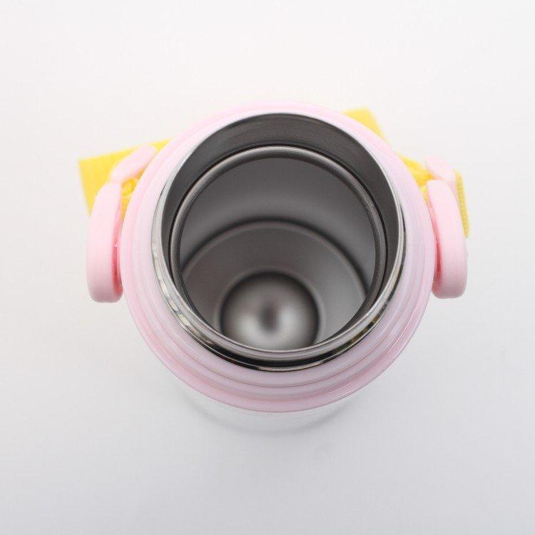 日本 Skater 角落生物 2way 兩用超輕量不鏽鋼保冷保溫直飲水壺 430ml&470ml*夏日微風* 3