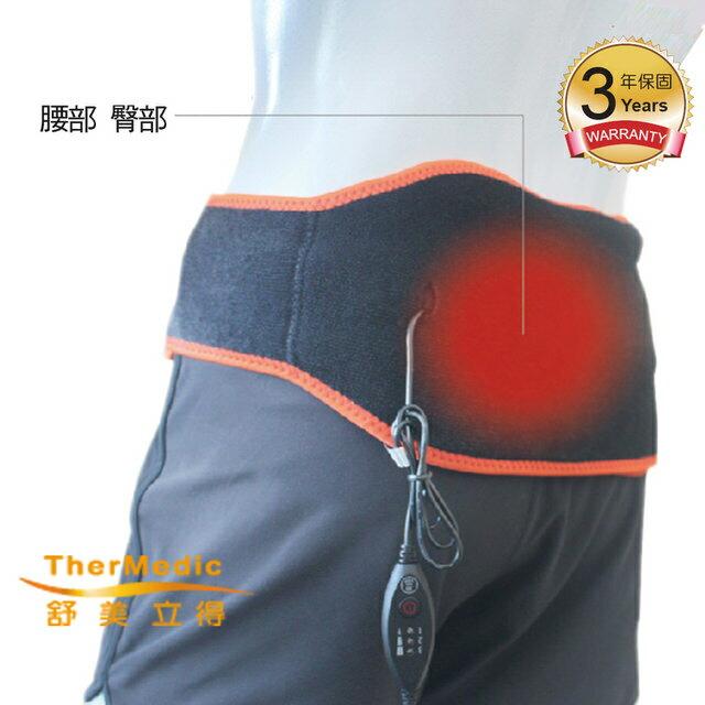 【舒美立得】深層遠紅外線熱敷-軀幹專用(PW140L) 腰 肩 背 等 通用-簡便型 1