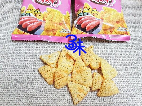 (台灣) 湖池屋啵利吉三角脆餅-明太子口味 1袋100公克(10入) 特價75元 【4901335003291】 1