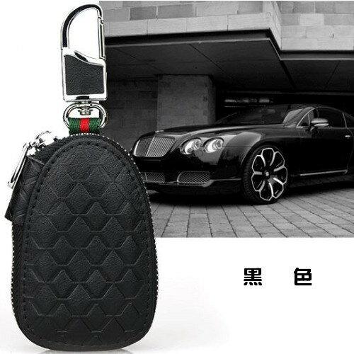 三角鑰匙皮套 真皮鑰匙包 BMW BENZ VW FORD HONDA MAZDA SUBARU 沂軒精品 A0303