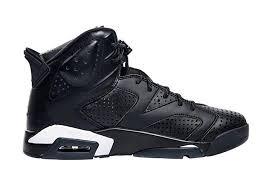 NIKE AIR JORDAN 6 RETRO BLACK CAT 黑 中高筒 男鞋 US 11 384664-020 J倉