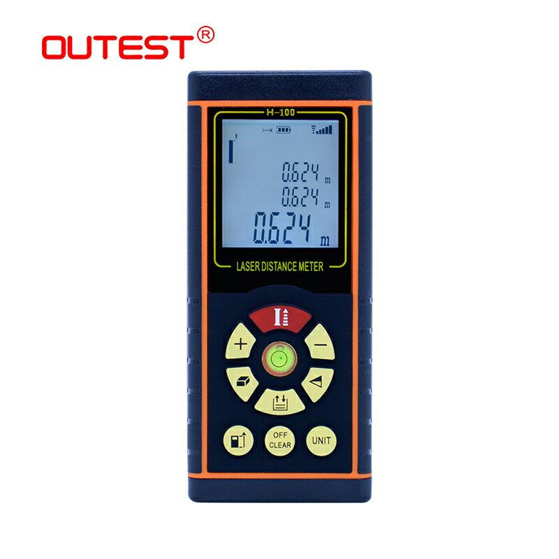 激光測距儀40米高精度紅外線手持測距儀量