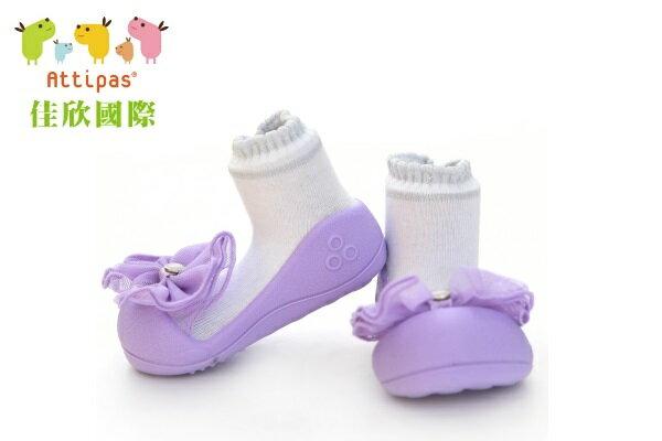 【平均1雙只要495】韓國【Attipas】快樂腳襪型學步鞋(AQ水晶系列)