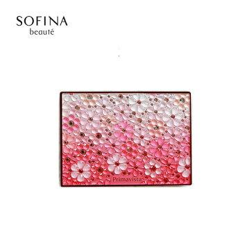 SOFINA蘇菲娜 Primavista (2016限定版) 粉櫻圓舞曲 限定粉餅盒《Umeme》