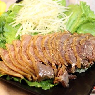 【黃記港式滷味】滷豬腱(300g)