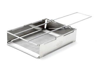 【鄉野情戶外專業】 GSI |美國| GSI 吐司烤盤 烤架 烤土司 土司架 65610