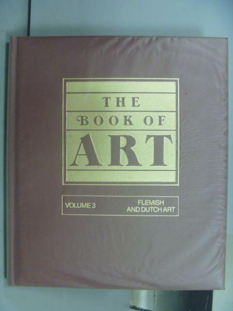 ~書寶 書T8/藝術_QMM~The Book of Art_Vol.3_Flemish