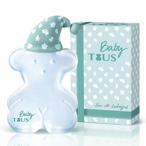 香水1986☆TOUS BABY 淘氣小熊寶寶淡香水 100ML