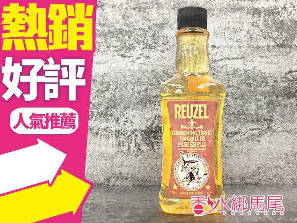 REUZEL吹整熱塑用打底輕度造型髮露順髮水350ml◐香水綁馬尾◐