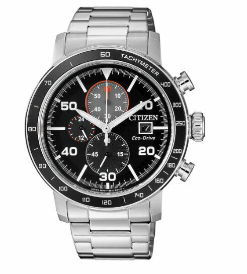 清水鐘錶 Citizen 星辰 Eco-Drive 光動能 深邃時光優質腕錶 黑面 CA0641-83E 44mm